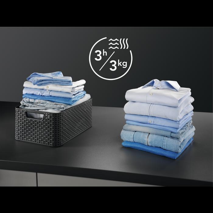 AEG - Fristående tvätt-tork - L99697HWD