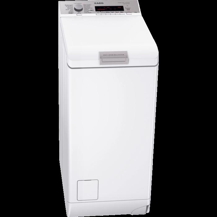AEG - Lave-linge chargement par le dessus - L86560TL4