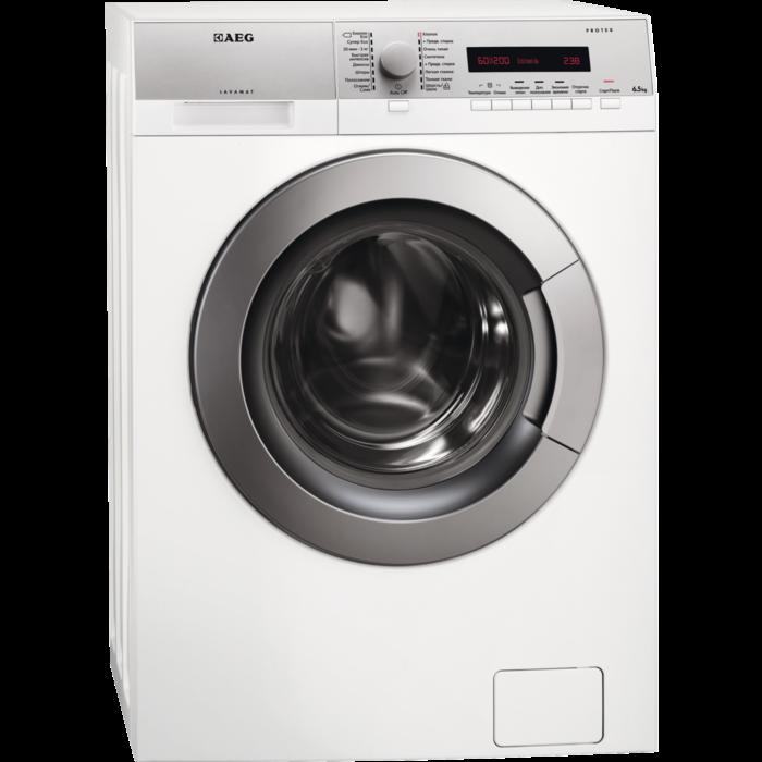 AEG - Компактная стиральная машина - L576272SL