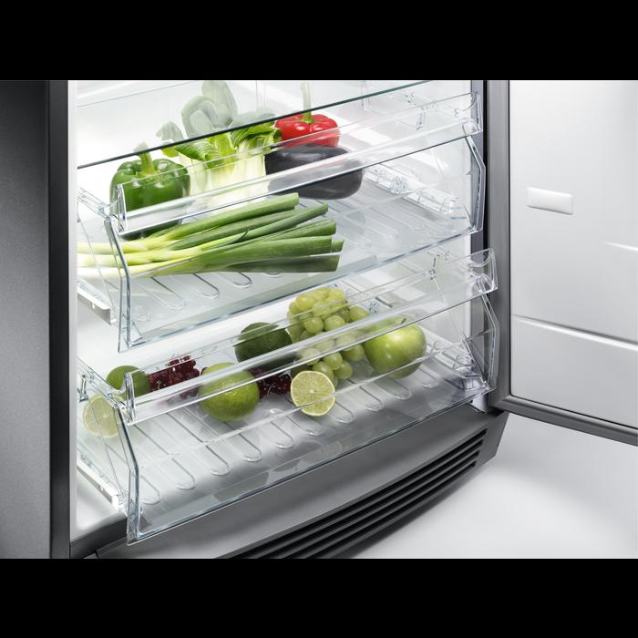 AEG - Køleskab - Fritstående - S73130KDX3