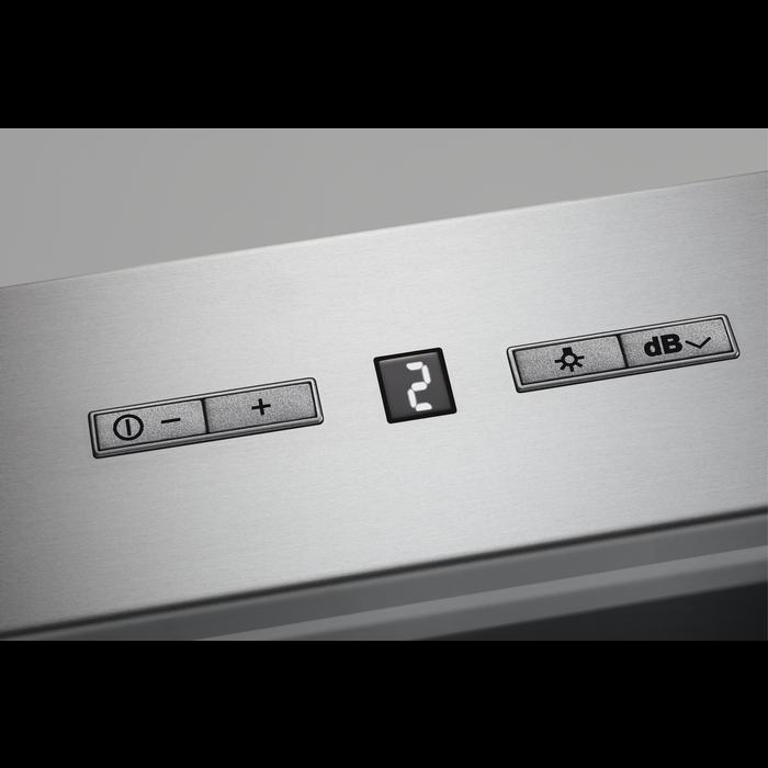 Electrolux - Komínový odsavač - EFF90560OX
