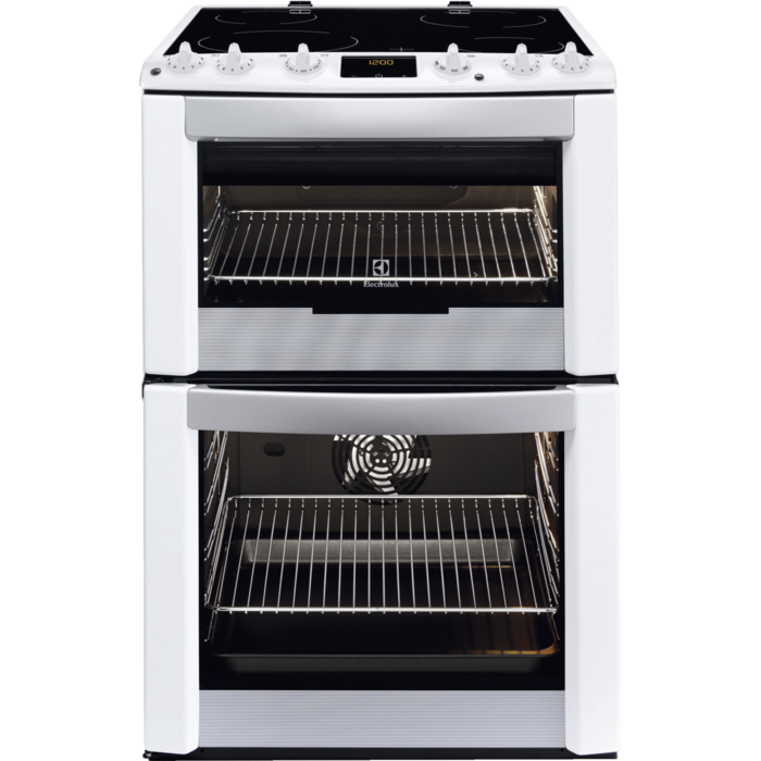 Electrolux - Electric cooker - EKC6461AOW