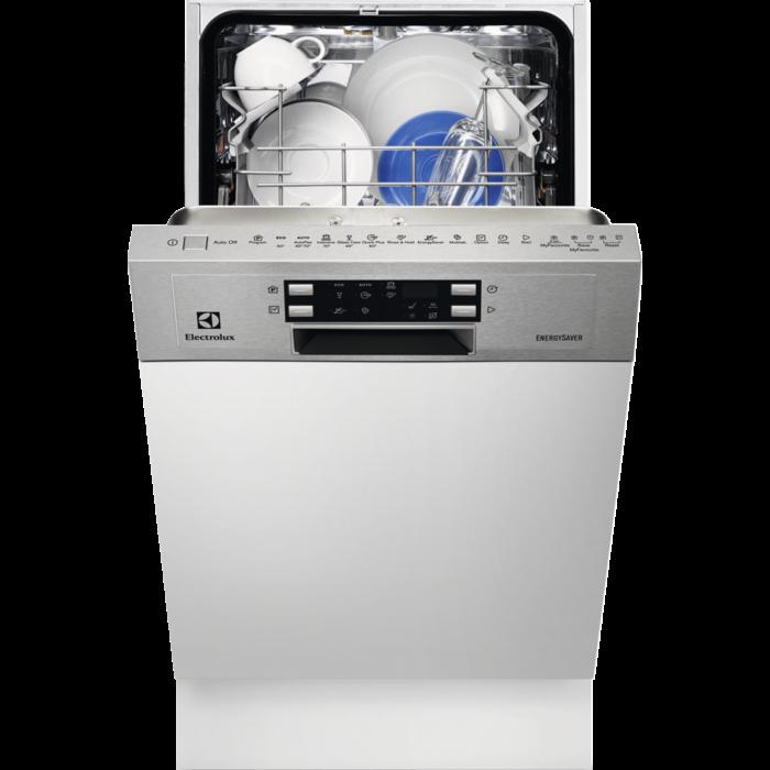Electrolux - Lavastoviglie Slimline ad incasso - ESI4500LOX
