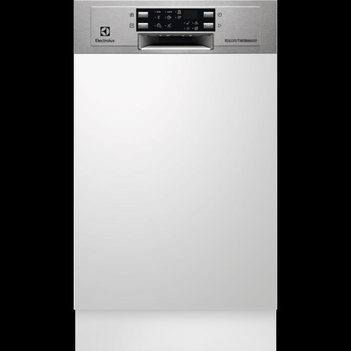 Electrolux - Zabudovateľná umývačka Slimline - ESI4620ROX
