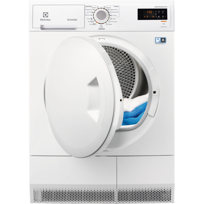 Electrolux - Värmepumpstorktumlare - HT40L8120