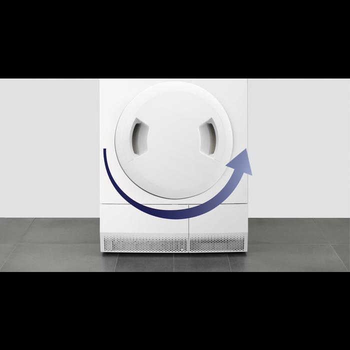 Electrolux - Värmepumpstorktumlare - EDH3674PW3