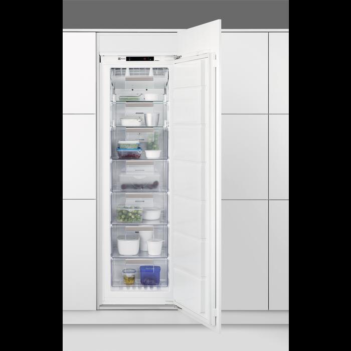 Electrolux - Inbyggt frysskåp - Inbyggnad - EUC2245AOW