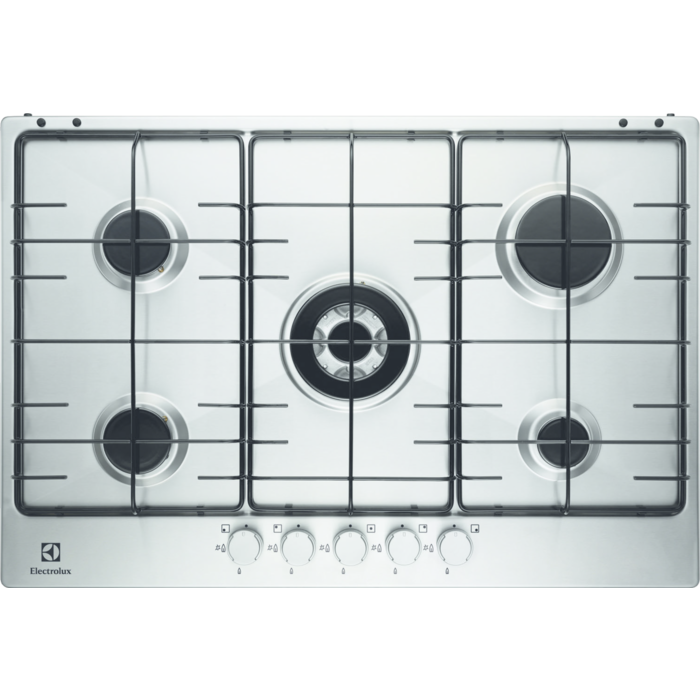 Electrolux - Piano cottura gas - Built-in - EGG7253NOX