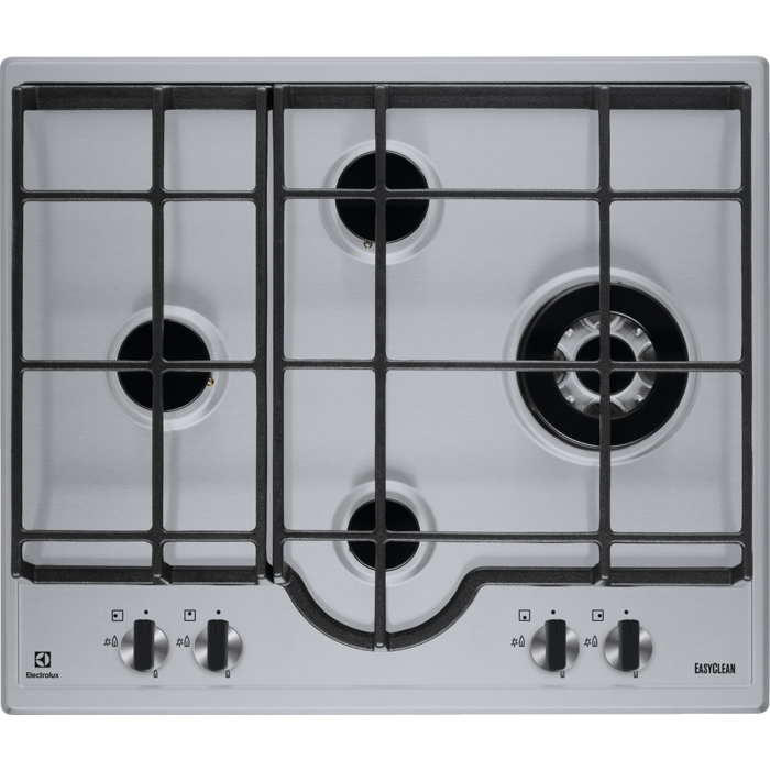 Electrolux - Piano cottura gas - Built-in - PQ645UOXC