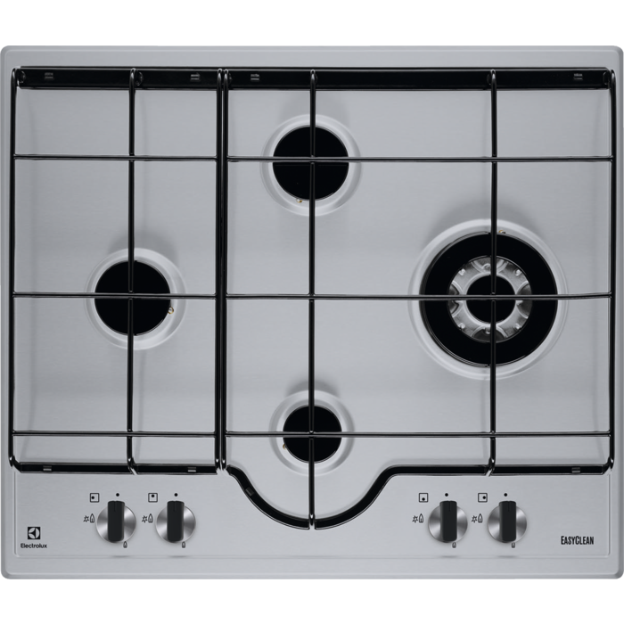Electrolux - Piano cottura gas - Built-in - PQ645UXC
