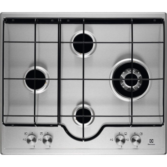Electrolux - Piano cottura gas - Built-in - PQ645UX