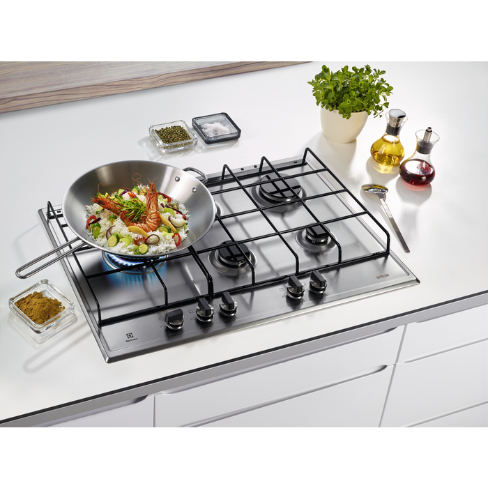 Electrolux - Piano cottura gas - Built-in - PQ755UXC