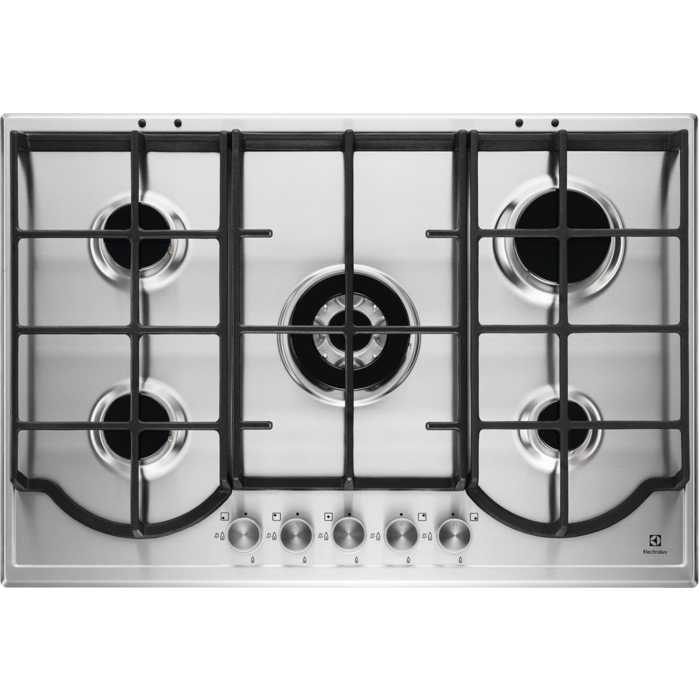 Electrolux - Piano cottura gas - Built-in - PQ750UOX