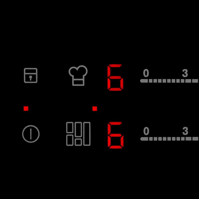 Electrolux - Induktionskogeplade - HHX850FHK