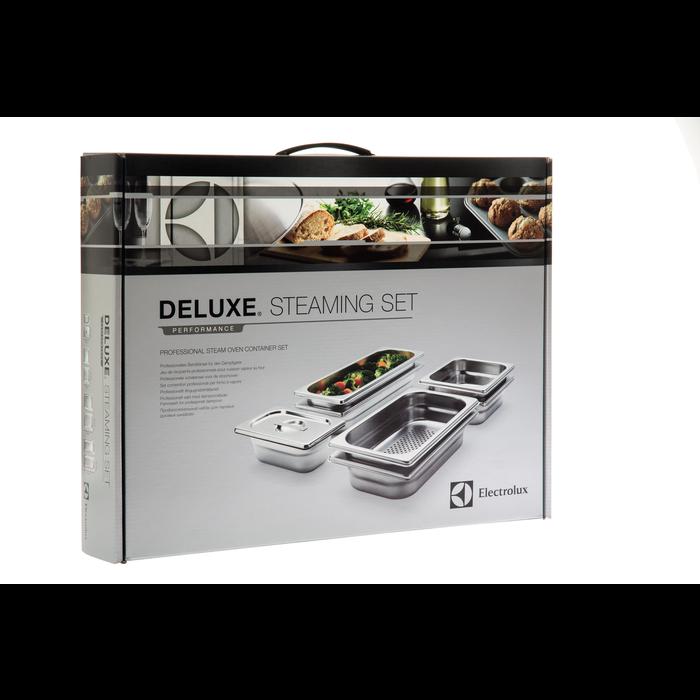 Electrolux - Deluxe® Ångset -  PKKS8