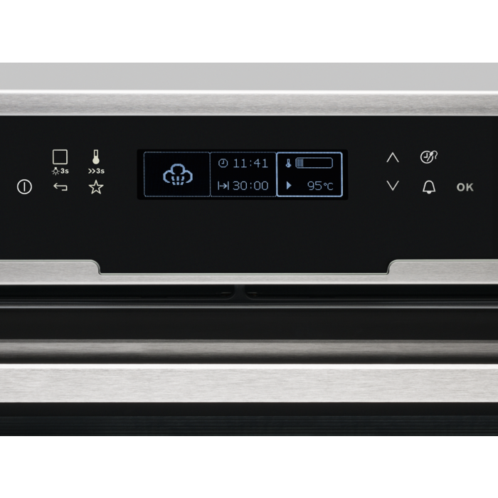 Electrolux - Compact Oven - EVYP9841AX