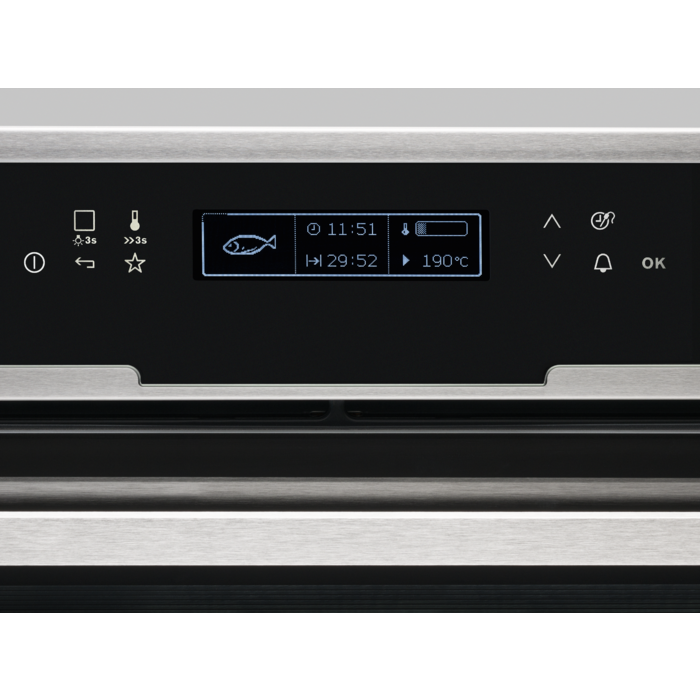 Electrolux - Compact oven - EVY9841AOX