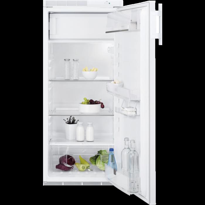 Electrolux - Inbyggt kylskåp - Inbyggnad - ERS1902FOW