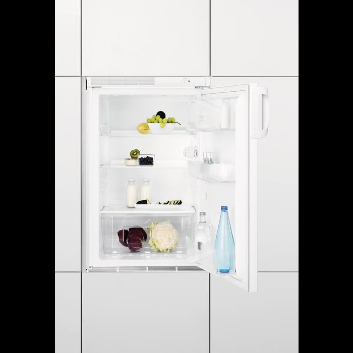Electrolux - Inbyggt kylskåp - Inbyggnad - ERS1602AOW
