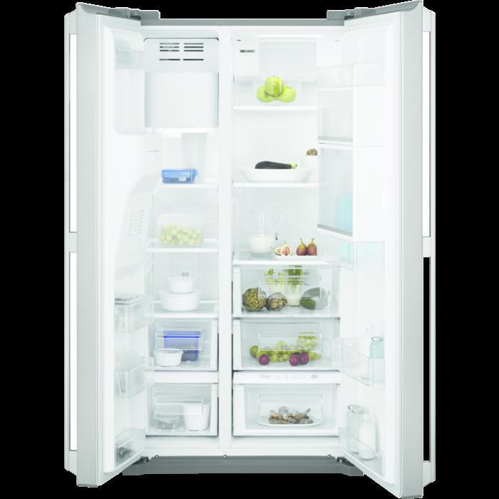 Electrolux - Combină frigorifică side by side - EAL6142BOX