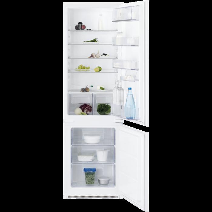 Electrolux - Kalusteisiin sijoitettava jääkaappipakastin - Kalusteisiin - ENN2801EOW