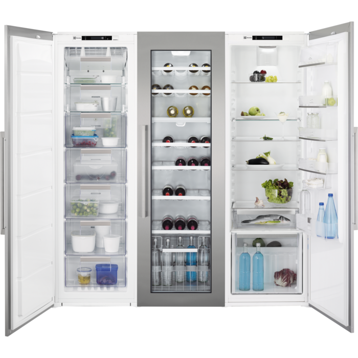 Electrolux - Integrated refrigerator - ERX3214AOX