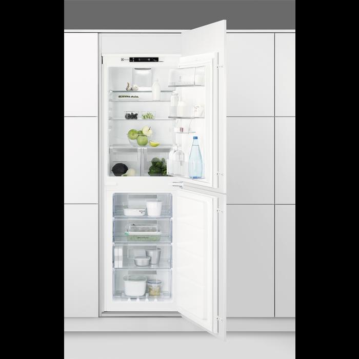 Electrolux - Integrated fridge freezer - ENN2754AOW