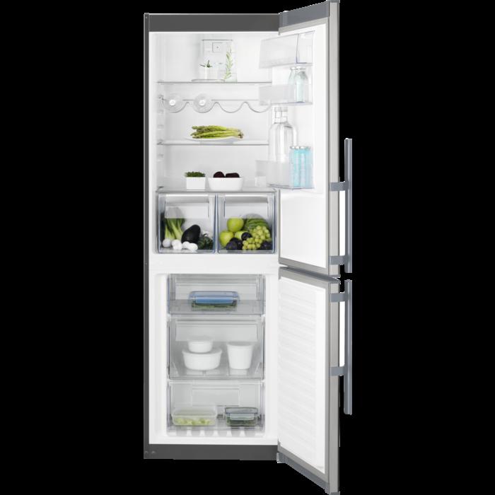 Electrolux - Combină frigorifică independentă - EN3454MOX