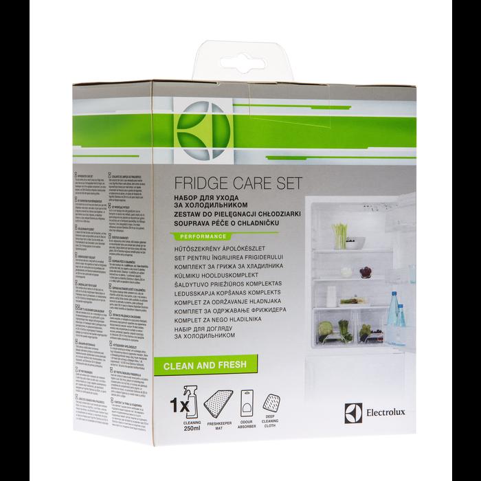 Electrolux - Zestaw środków pielęgnacyjnych do chłodziarek - E6RK4106