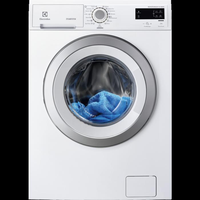 Electrolux - Frontmatad tvättmaskin - EWF1676HDW
