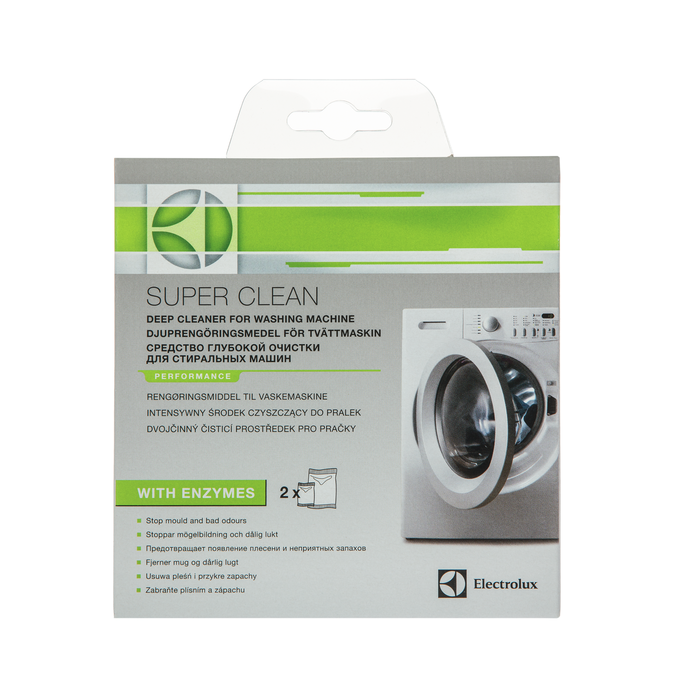 Electrolux - Mosógép tisztítócsomag - E6WMI101