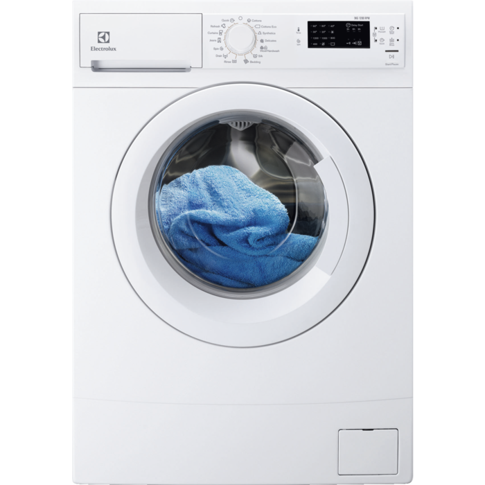 Electrolux - Frontmatad tvättmaskin - EWS1252EDU