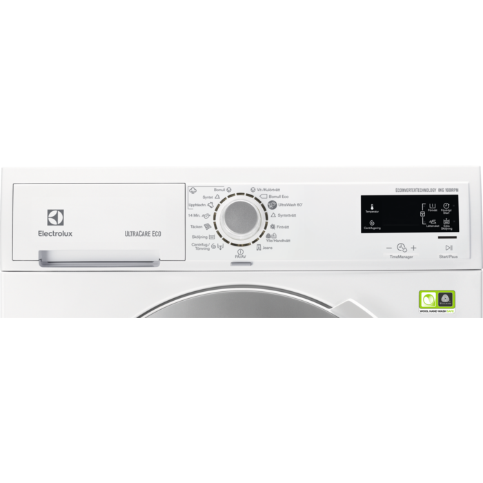 Electrolux - Frontmatad tvättmaskin - EWF9000W1