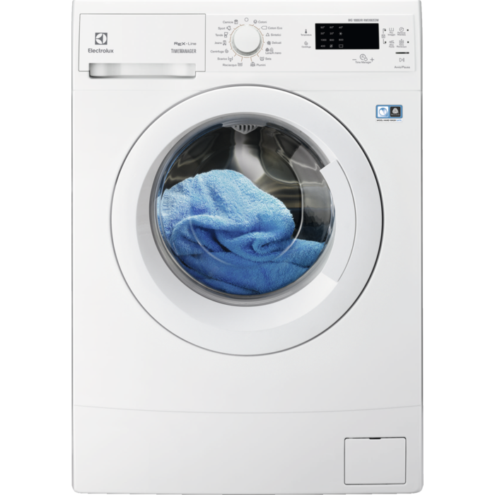 Electrolux - Lavatrici a carica frontale - Free-standing - RWS1062EDW