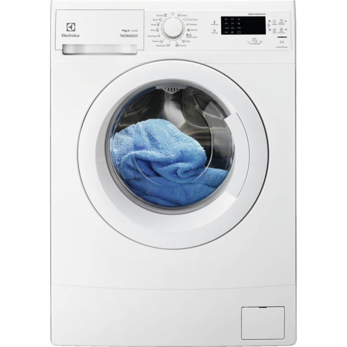 Electrolux - Lavatrici compatte - Free-standing - RWM1044EDW