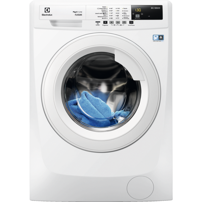 Electrolux - Lavatrici a carica frontale - Free-standing - RWF1084BW