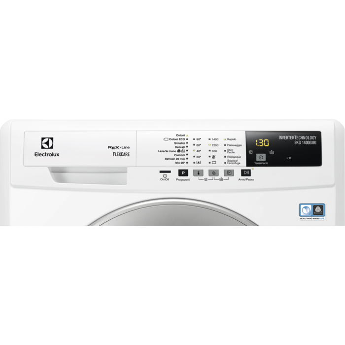 Electrolux - Lavatrici a carica frontale - Free-standing - RWF1496BR