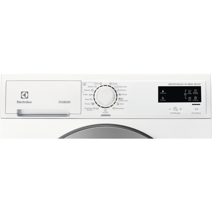 Electrolux - Lavatrici a carica frontale - Free-standing - EWF1277ST