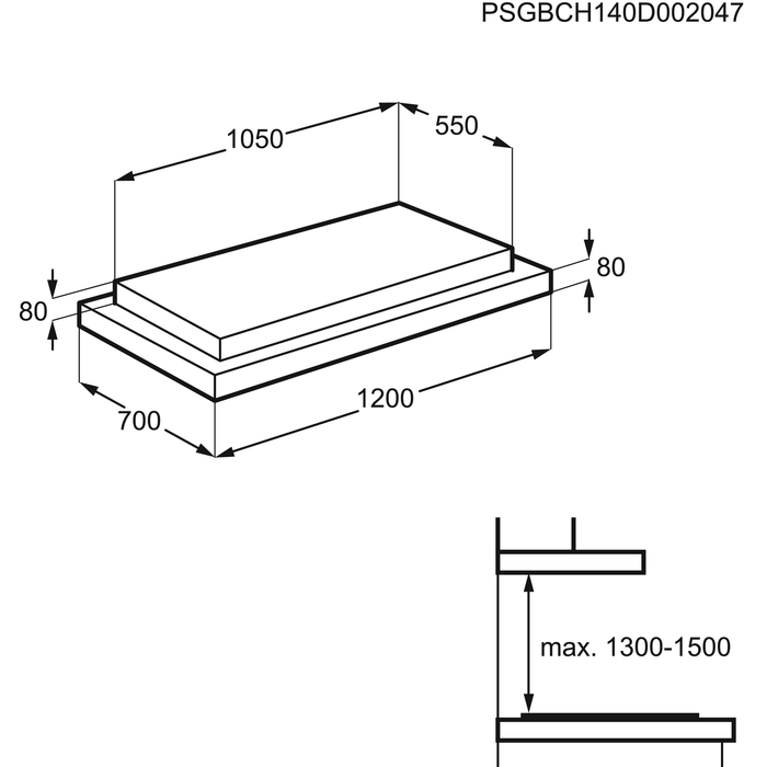 AEG - Groupe filtrant - X91484MG1