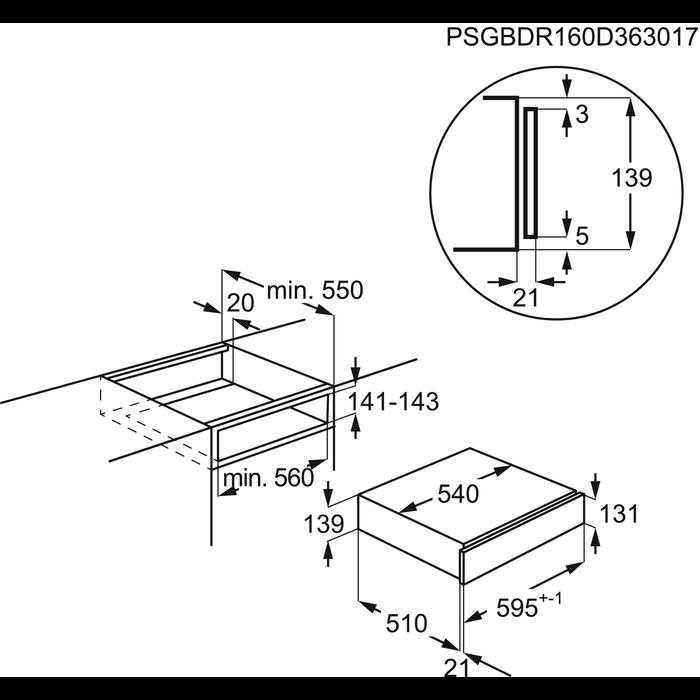 Electrolux - Vakuumförpackare - EVD14900OZ