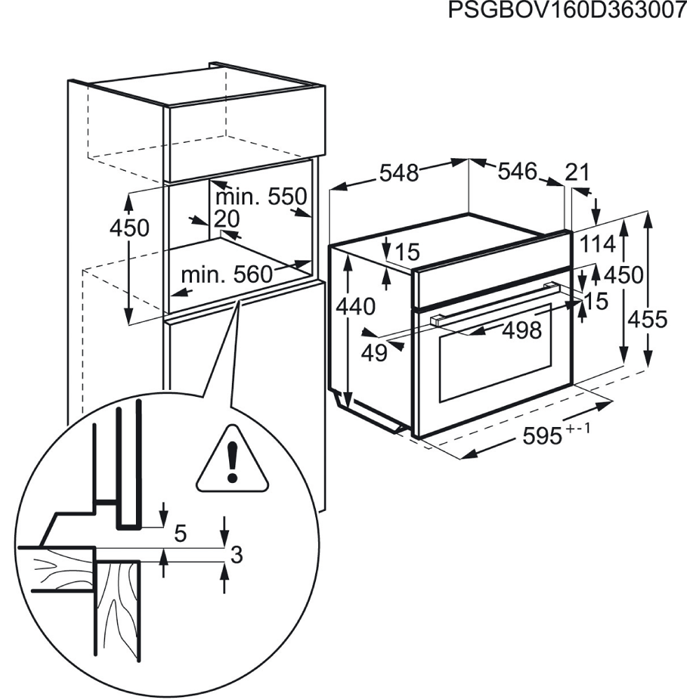AEG - Compact range - KSE792220B