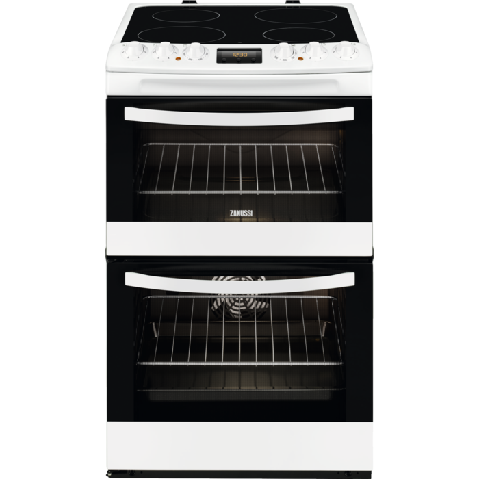 Zanussi - Electric cooker - ZCV46330WA