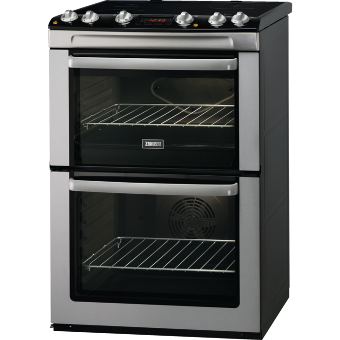 Zanussi - Electric cooker - ZCV667MXC