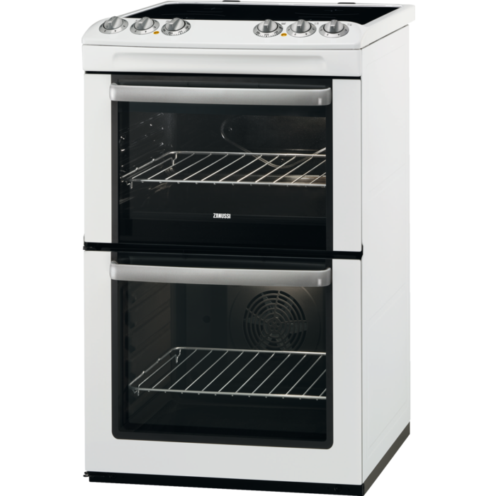Zanussi - Electric cooker - ZCV554MW