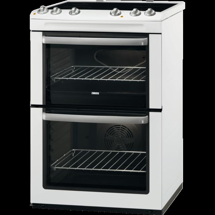 Zanussi - Electric cooker - ZCV669MW