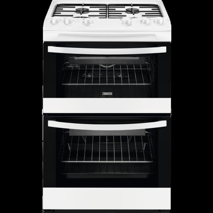 Zanussi - Gas cooker - ZCG63040WA