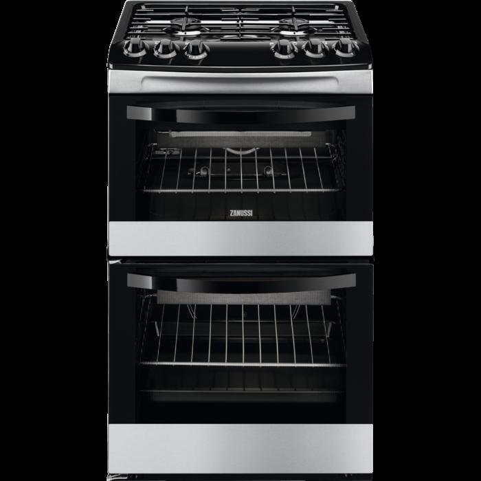 Zanussi - Gas cooker - ZCG43010XA