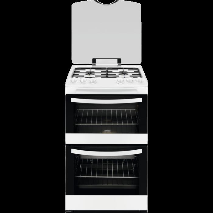 Zanussi - Gas cooker - ZCG43TC0WA