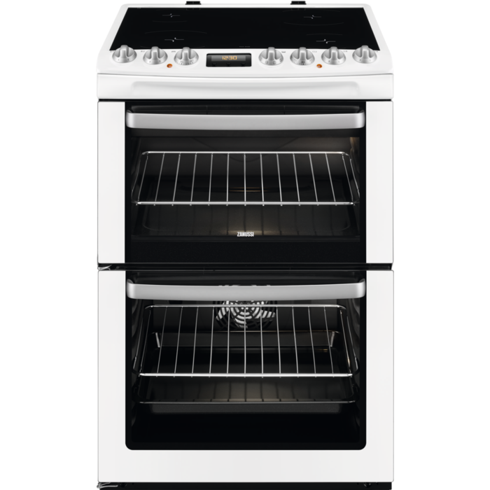 Zanussi - Electric cooker - ZCV66AEWC