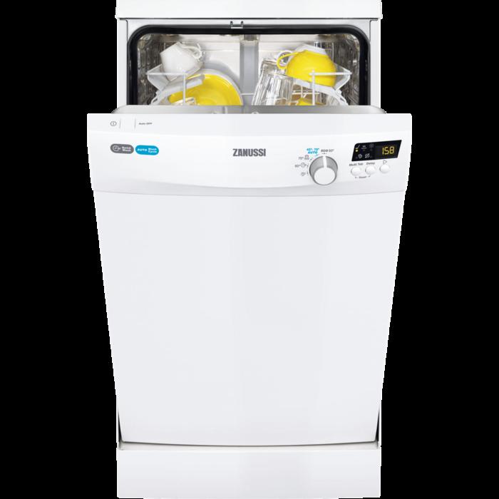 Zanussi - Окремо стояча посудомийна машина Slimline - ZDS91500WA